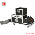 Professional Stage Equipment Water Base Low Fog Machine 1800Watt