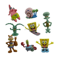 custom small plastic toy figures set,custom make plastic toy small figures