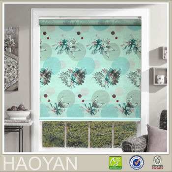 Black Out Paper Diy Motorized Roller Blind Automatic Buy
