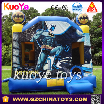 6 in 1 batman combo bouncing jumper castle inflatable