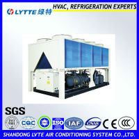High Efficiency LTLF(R) Series Industrial Single Screw Type air source heat pump, air to water heat pump