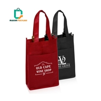 Brand new Factory Direct Sales Small Size PP Now Woven Custom Designer Shopping Bags With Logo Printed