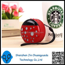 Promotional Gift ! Wirless Animal Speaker Bluetooth Mini Speaker For Memory Card