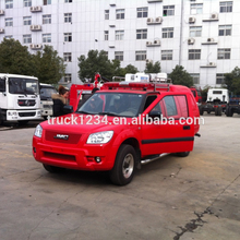 Factory Supply 2015 New JMC Double Cabin Fire Fighting Mobile Command Vehicle
