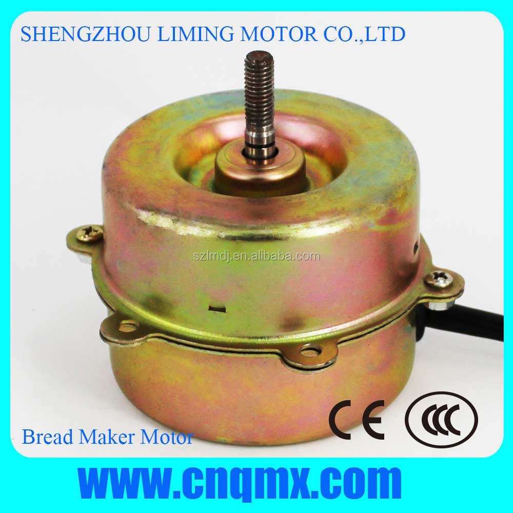 electric motor for bread maker grinding punching machine bread maker machine food processor toaster motor