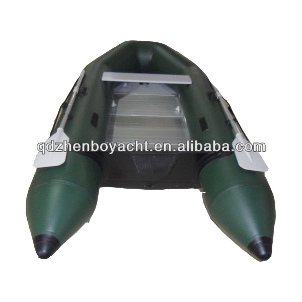 2017 cheap best selling inflatable sports fishing boat for sale