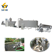 Factory Supply Fish Feed Pellet Extruding Machine