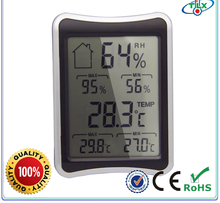 Latest special big screen ce digital max min indoor thermometer for sale