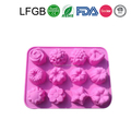 High Quality Silicone Ice Cube Tray, Give you a cool summer