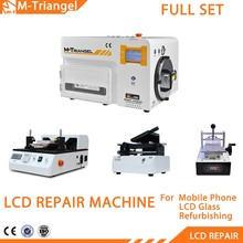 Samsung Iphone LCD Refurbish Repair Machine Vacuum Laminating Machine Air Bubble Removing Machine For Iphone Screen Repair