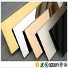 Directly Sale Gold Mirror Acrylic Sheet