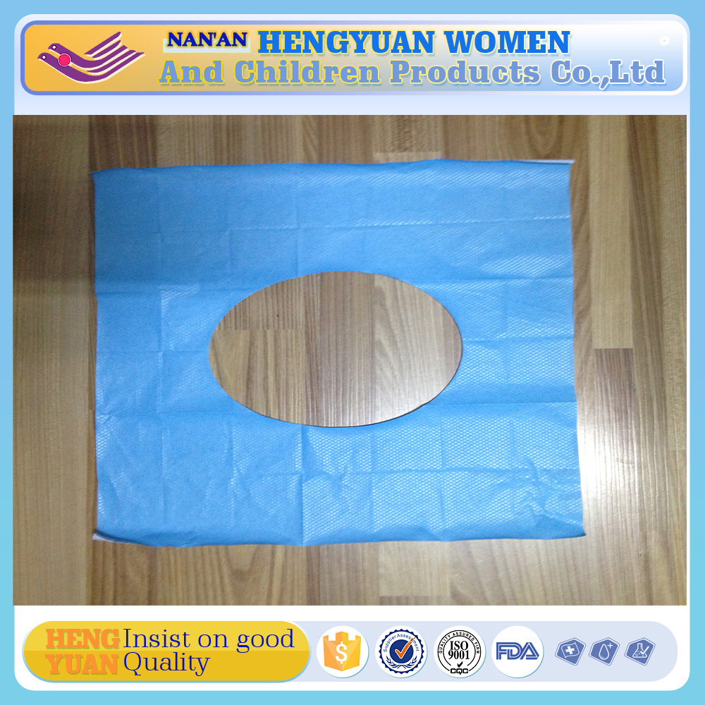 wholesale portable disposable paper toilet seat cover