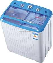 Very/hot Popular in USA/Netherlands top loading portable Twin tub/semi auto /portable mini washing machine have CE CB ISO9001
