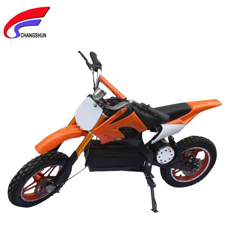 500W 24V/36V Electric Mini Dirt bike, motorcycle for kids(CS-ED02)