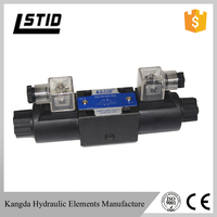 DSG-02-3C2 D24 A220 hydraulic solenoid operated directional control valve