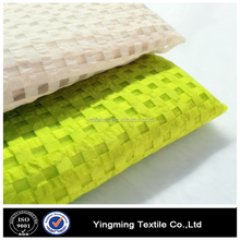 Jacquard Organza Fabric for Wedding Dresses