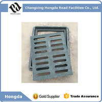 trench drain grating cover and frame