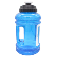 Water Jug Plastic H2O On The Go Bottle 2.2 L Or 74.4 Oz.