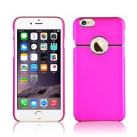 "Slim PC Hard Back Case Cover For Apple iPhone 6 4.7"" + Screen Protector"
