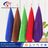 wholesale kitchen use cleaning microfibre fabric