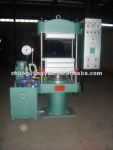 Vulcanized rubber sheet machinery/rubber sheet making machine