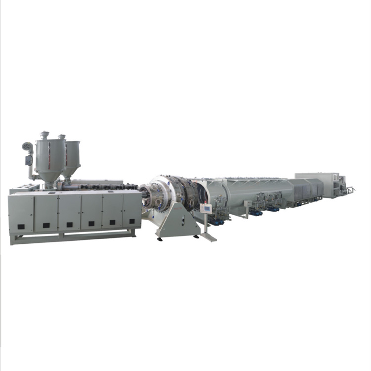 plastic PE PP pipe manufacturing extrusion production making machine extruder machinery <strong>line</strong>