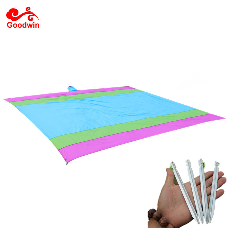 Best Seller USA 2018 Waterproof Outdoor Blanket-Wholesale China Factory Direct Sale Sand Proof Beach Blanket