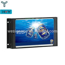 Wall mounted open frame monitor 10.1 capacitive touch screen