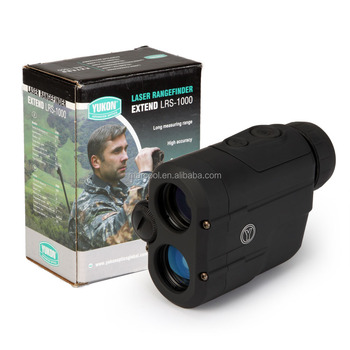 Yukon 6X24 Laser Rangefinder long distance rangefinder High precision measurement Short measuring time