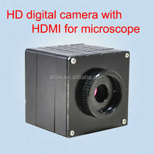 Digital camera for microscope