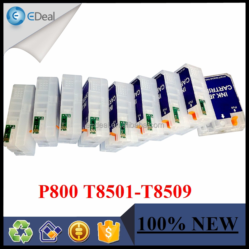 Refill ink cartridge for Epson sure color P800 printing ink cartridge