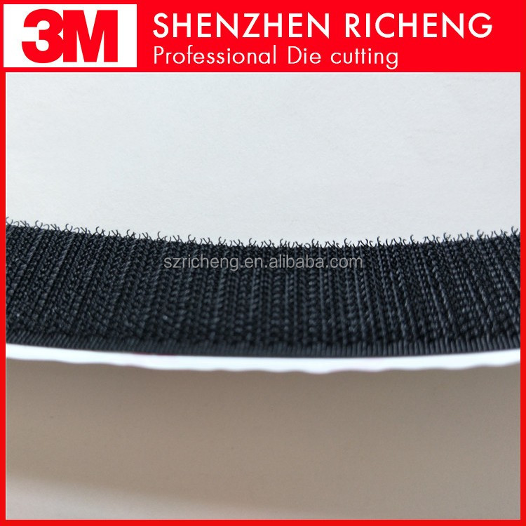 3M SJ3526 Reclosable Fastener double sided hook velcro