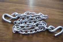 Trailer Safety Chain with Hooks both end
