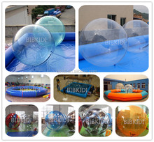 2015 super quality water buble ball, inflatable water walking ball rental