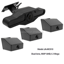Dual- cameras Inside Car Camera / Vehicle Camera front view real view car alarm system