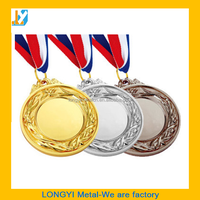 Free Mould  Cheap Blank Medal