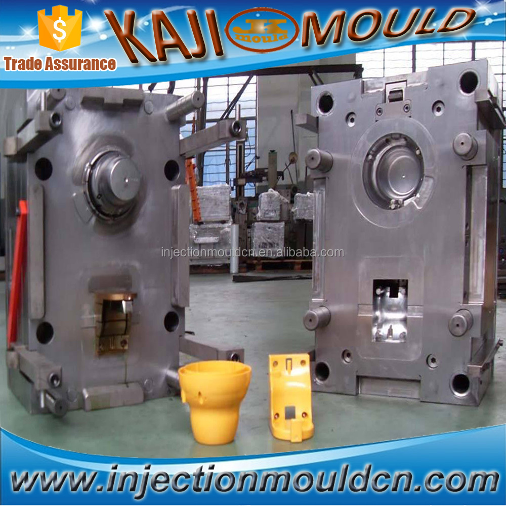cheap spare parts air ejector plastic injection mould moulding