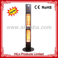 4X500W Outdoor Electric patio Heater Parasol Heater