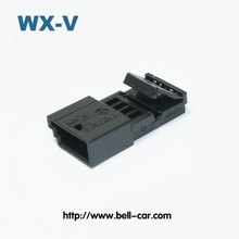 TE automotive electrical PBT-GF10 plug 4 pin male connector 1452576-1