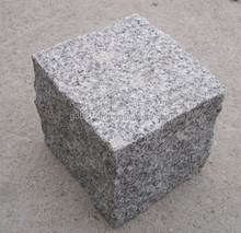 2015 hot selling cheap granite paving stone, curbs and pavements