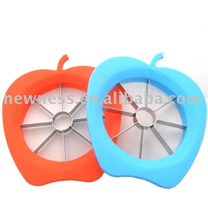Plastic Apple Slices Cutter