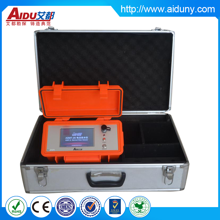 Factory cost multi-channel water well detection equipment