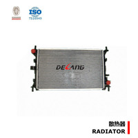 Radiator auto with tube and fins manufacturer for FOUCS(DL-B132)