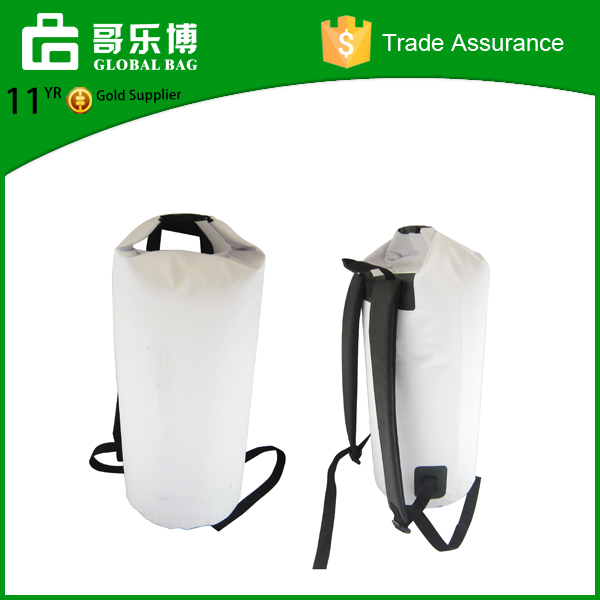 Roll-Top PVC Waterproof Bag Backpack Travel