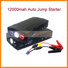 12V Portable Power Supply and Emergency Auto Jump Starter