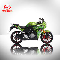 Chinese 250cc motorcycle dealers 250cc colorful Sport pocket bike Racing motorcycle(WJ250R)