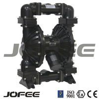 Diaphragm type oil pump
