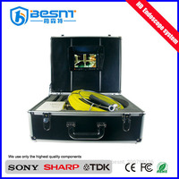 2016 new products 50m Underwater deep well pipe inspection camera for sale (BS-GD22V)