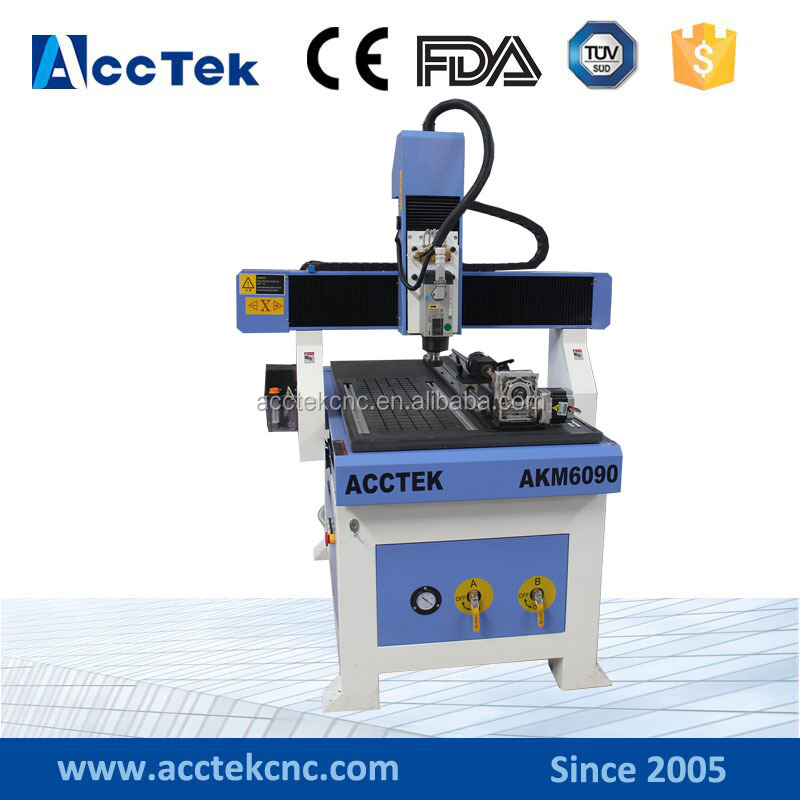 Hobby router cnc milling and drilling machine /Advertising 6090 cnc router for wood carving machine