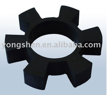 Machined Rubber parts